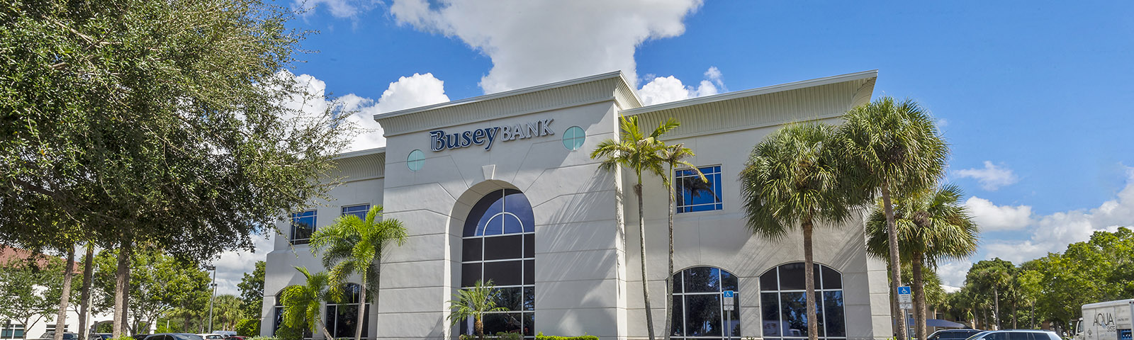 Busey Bank Summerlin location