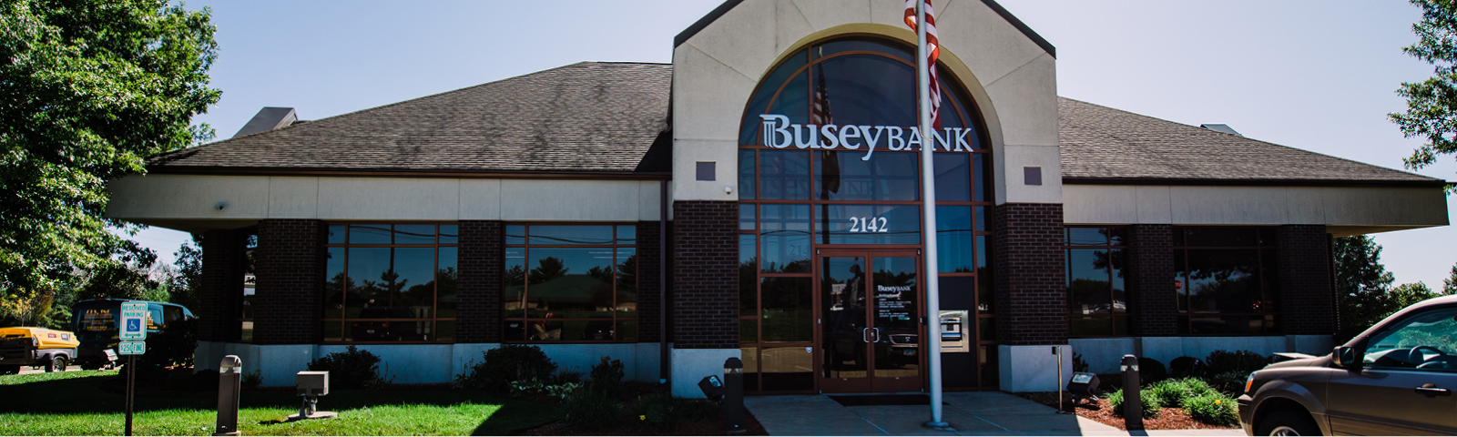Busey Bank Glen Carbon location