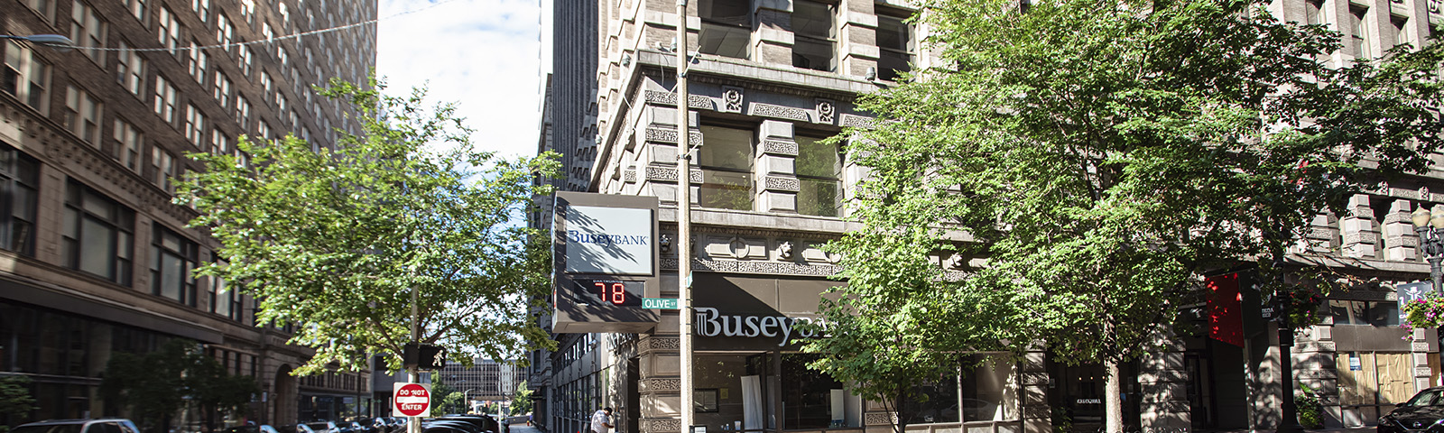 Busey Downtown St. Louis Location