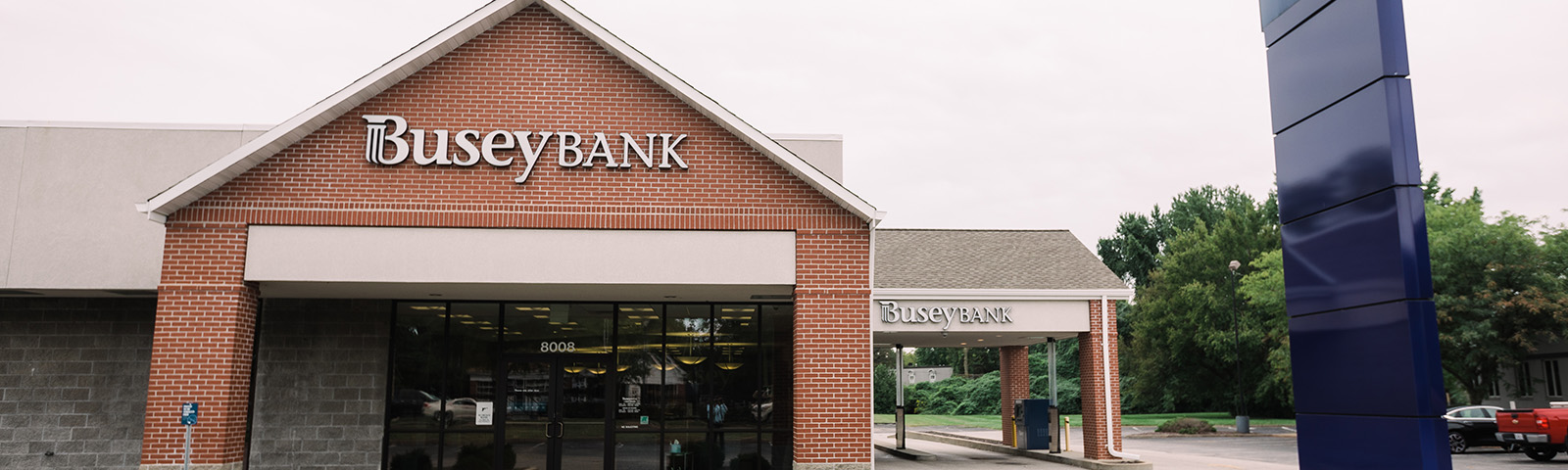Busey Bank Hazelwood location