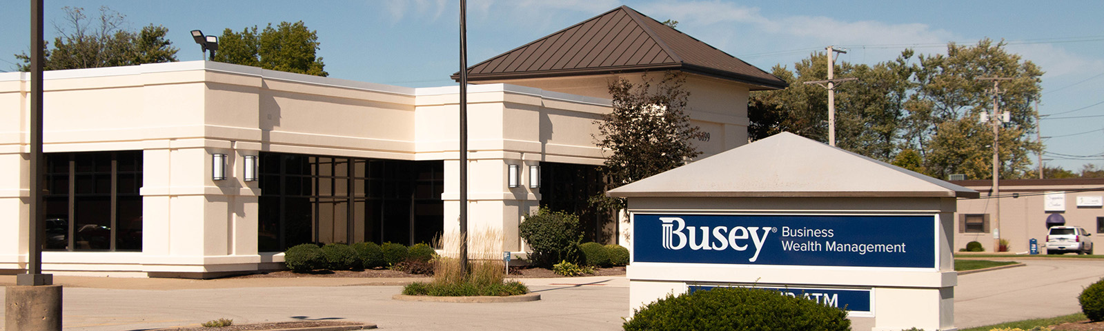 Busey Bank Peoria Giles location