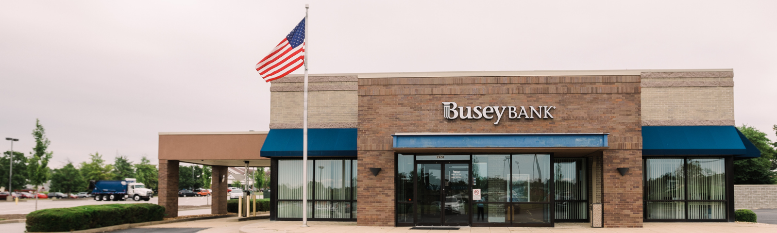 Busey Bank St. Charles location