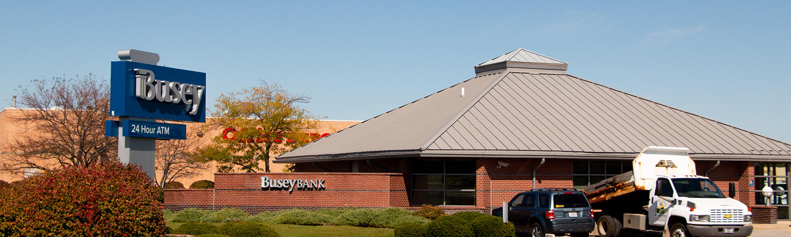 Busey Bank Willow Knolls location