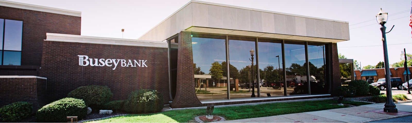 Busey Bank downtown Edwardsville location